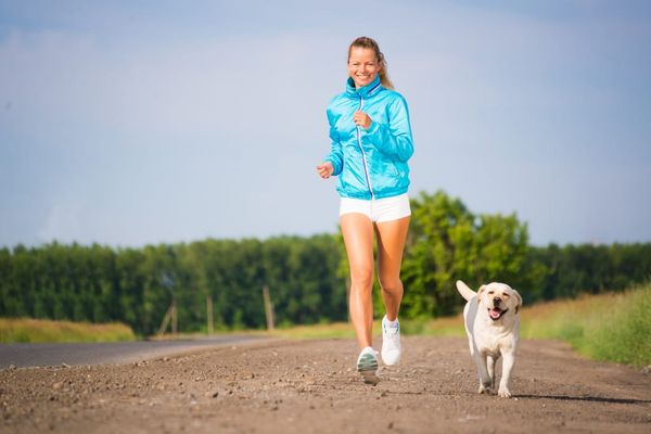 Seven Tips for Running With Your Dog