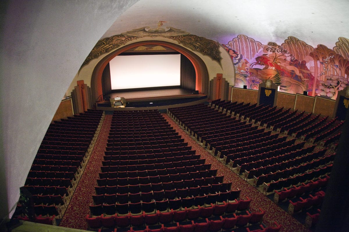 Avalon Casino Movie Theater